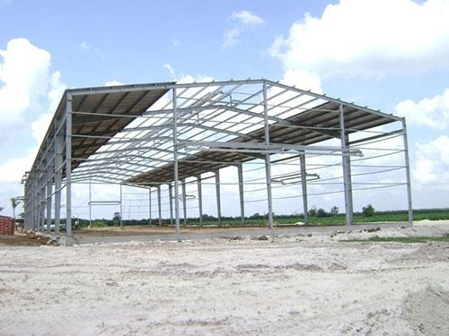 giảm chi phí xây dựng nhà thép tiền chế