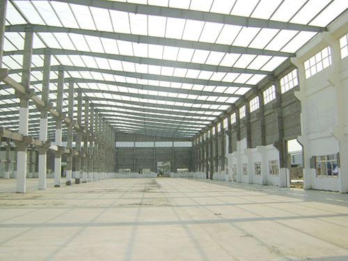 vật liệu xây dựng nhà xưởng