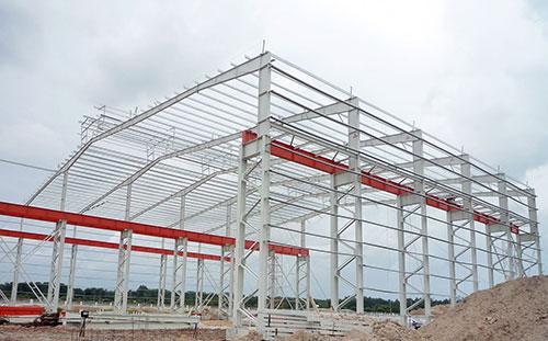 xây dựng nhà thép tiền chế hải dương