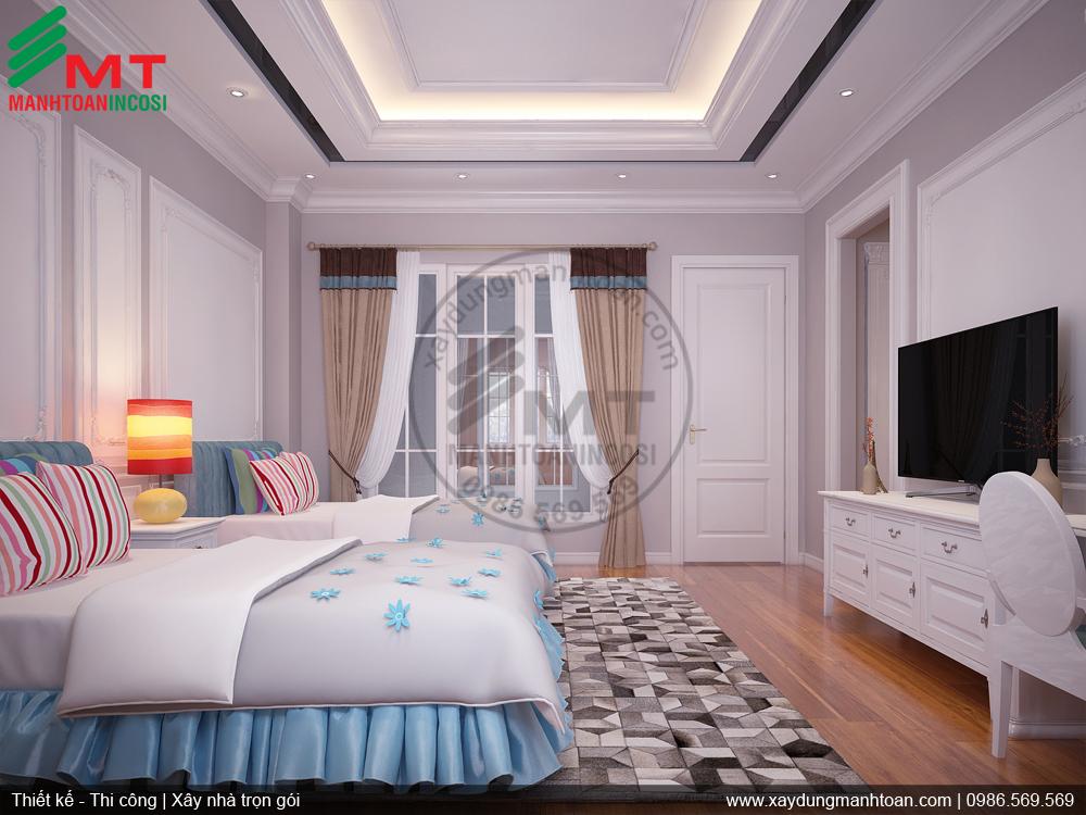 thiết kế nội thất - căn hộ cao cấp vincom Long Biên - Công ty TNHH đầu tư xây dựng Mạnh Toàn