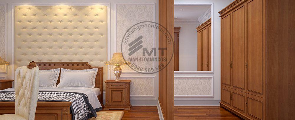 thiết kế nội thất đẹp Hải Phòng