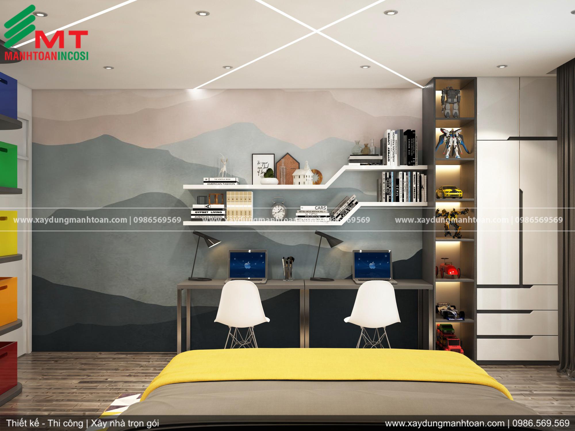 Thiết kế nội thất phong cách hiện đại, nội thất nhà đẹp