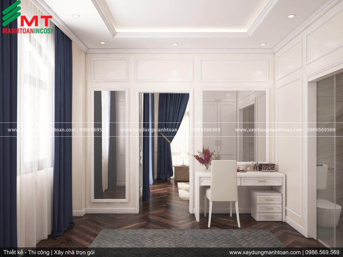 Phối cảnh nội thất phong cách hiện đại, nội thất nhà đẹp