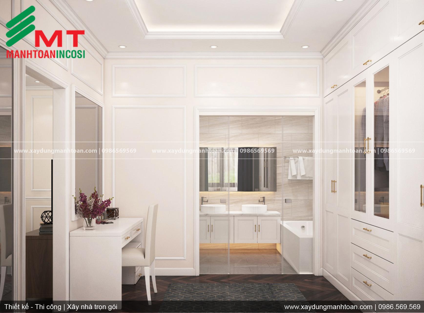 Nội thất nhà đẹp, thiết kế nội thất đẹp tại Hải Phòng