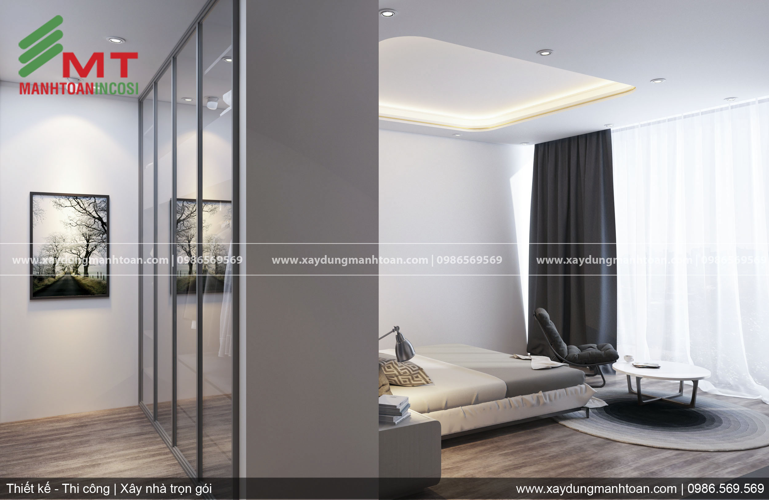Thiết kế nhà, thiết kế nhà đẹp, thiết kế nội thất tại Hải Phòng