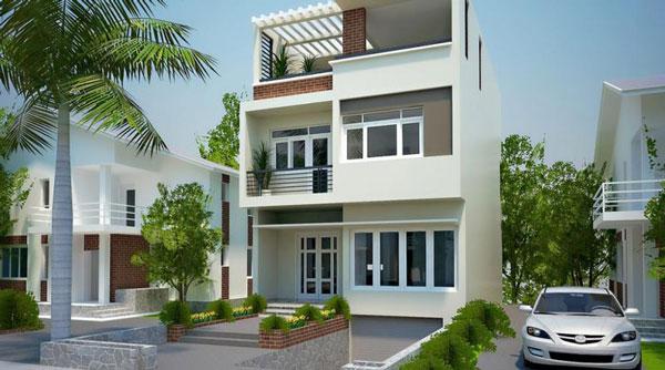 Dịch vụ xây nhà trọn gói tại quận Hải An