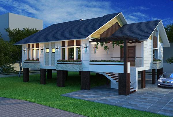 Thi công nhà trọn gói tại quận Ngô Quyền