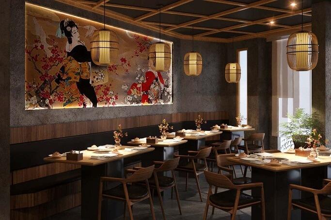Dịch vụ thiết kế nhà hàng tại Hải Phòng