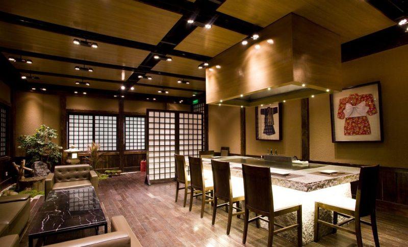 Thiết kế nhà hàng đẹp tại Hải Phòng