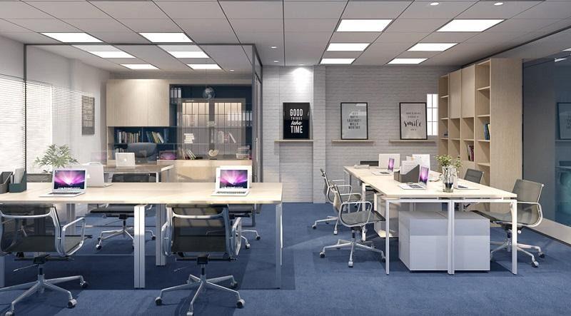 Công ty thiết kế văn phòng đẹp Hải Phòng