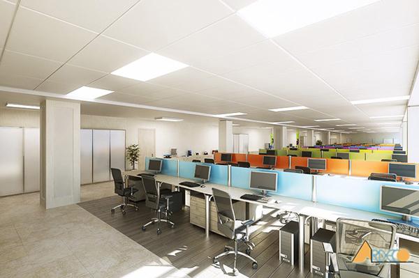 Công ty thiết kế văn phòng đẹp tại Hải Phòng