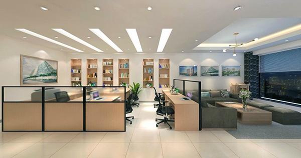 Dịch vụ thiết kế văn phòng đẹp tại Hải Phòng