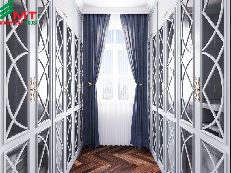 Thi công nội thất biệt thự Vinhomes Paris Hải Phòng