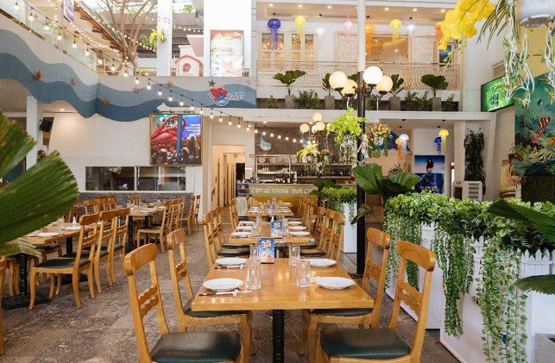 Thiết kế thi công nhà hàng trọn gói tại Hải Phòng