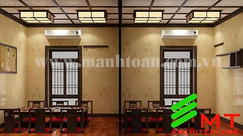 Nhà hàng Nhật Bản