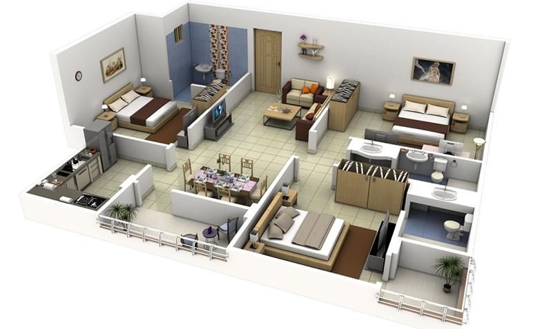 Lưu ý khi thiết kế nhà