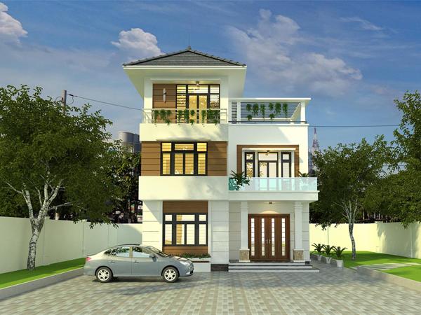 Công ty xây nhà trọn gói tại Hải Phòng