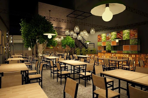 Đơn vị thi công nội thất nhà hàng tại Hải Phòng