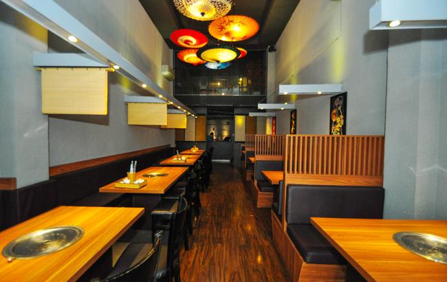 Thiết kế nhà hàng lẩu nướng tại Hải Phòng