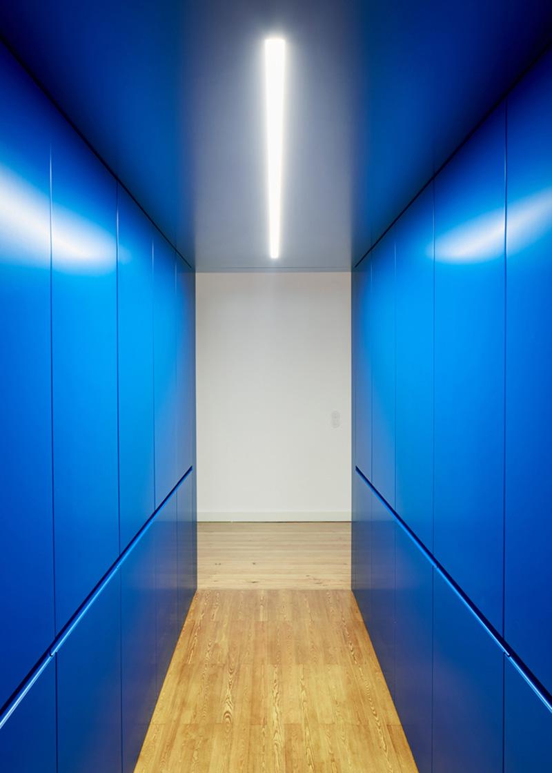 Ảnh hưởng của màu sắc đến nhận thức về không gian