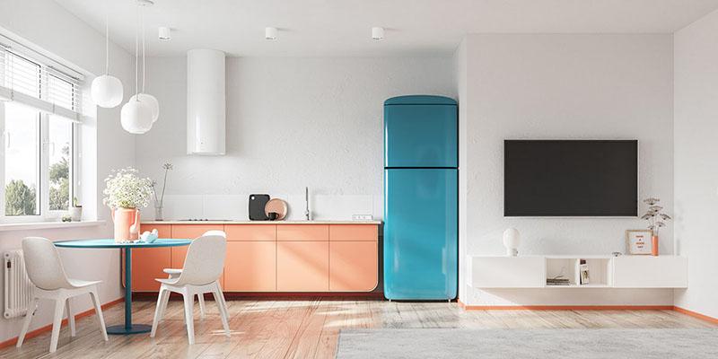4 quy tắc phối màu cơ bản trong thiết kế nội thất