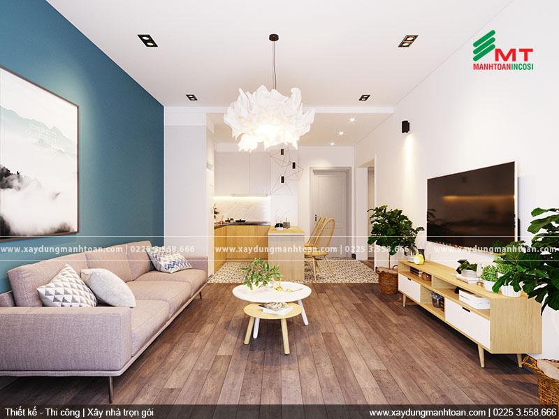 Cẩm nang xây nhà bước 8: Hoàn thiện nội thất