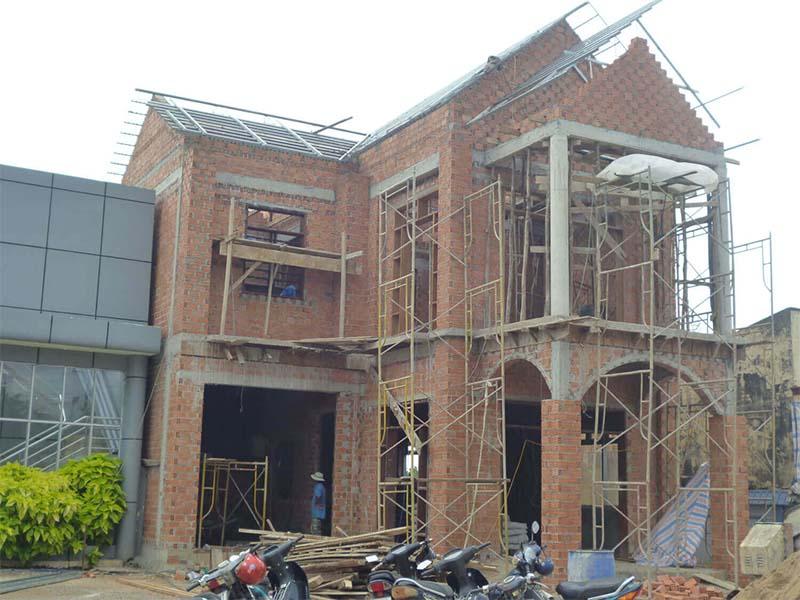 Cẩm nang xây nhà bước 6: Tiến hành thi công