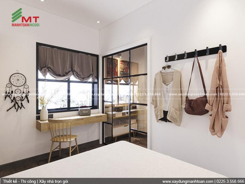 Thiết kế nội thất phòng ngủ 1