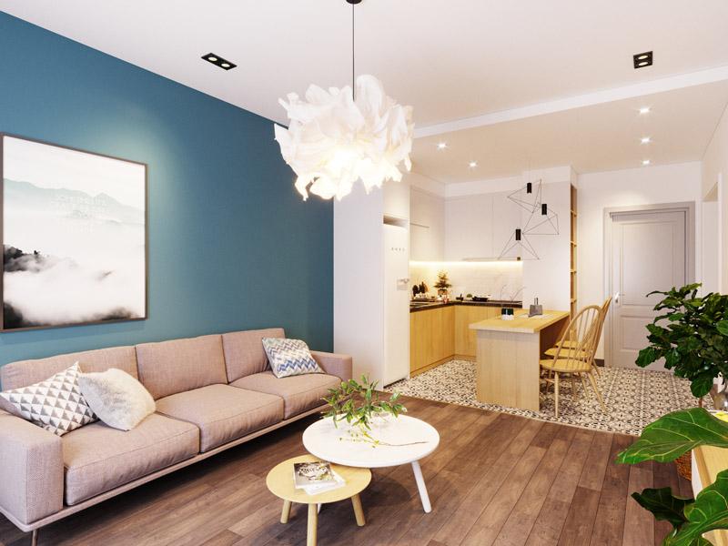 Dự án căn hộ Paris