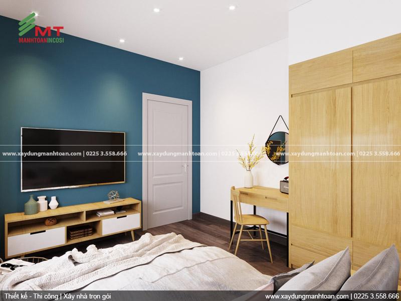 Thiết kế nội thất phòng ngủ 2