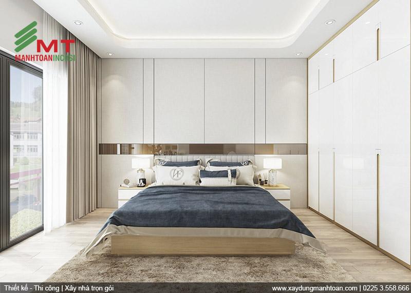 Hướng giường ngủ tính theo tuổi vợ hay tuổi chồng?