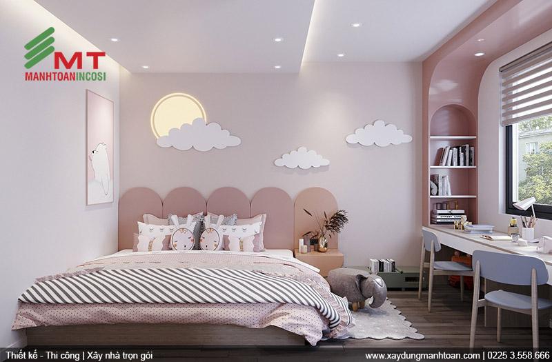 Hướng giường ngủ của trẻ em đặt như thế nào?