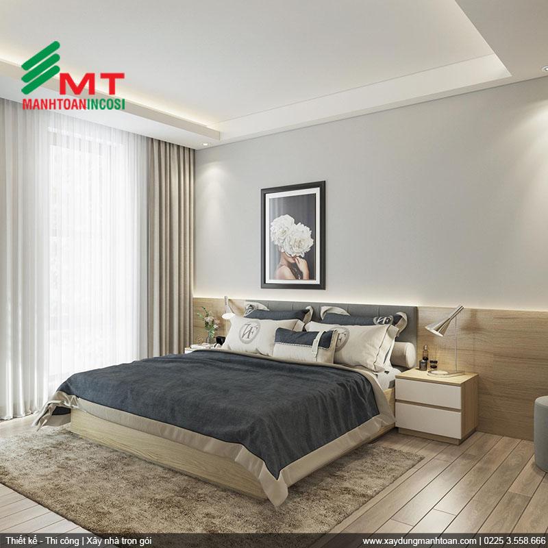 Hướng giường ngủ tính từ đầu giường hay chân giường?