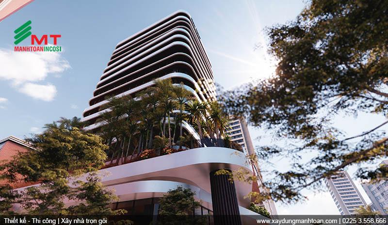 Về tính thẩm mỹ của khách sạn New Hotel
