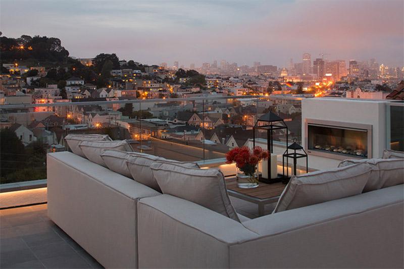 7 ý tưởng thiết kế sân thượng đẹp cho nhà phố hiện đại