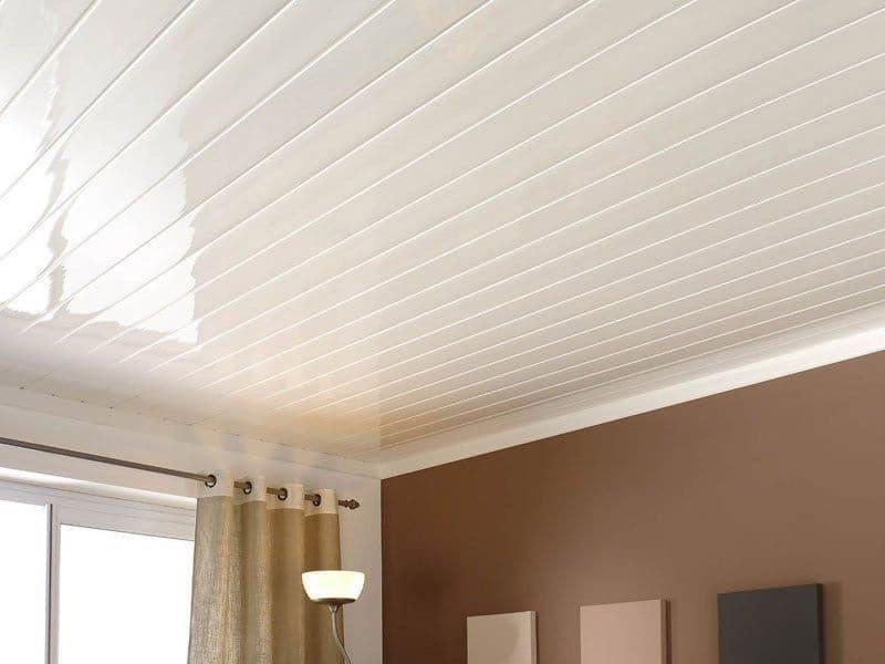 Trần nhà bằng nhựa