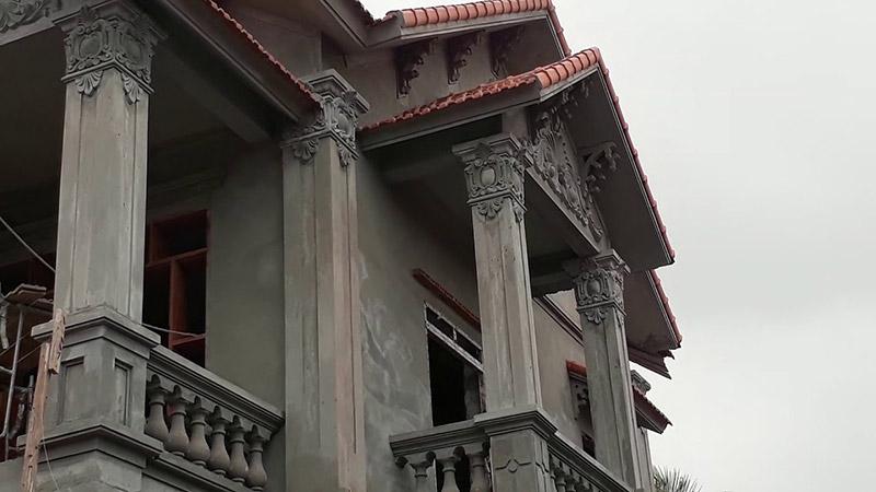 Phân loai cột nhà theo vật liệu xây dựng
