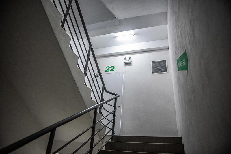 Những tiêu chuẩn thang thoát hiểm