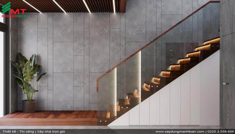 Thiết kế sảnh và thang máy