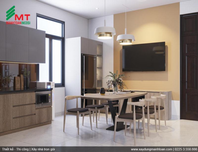7 điều cần tránh khi thiết nội phòng bếp