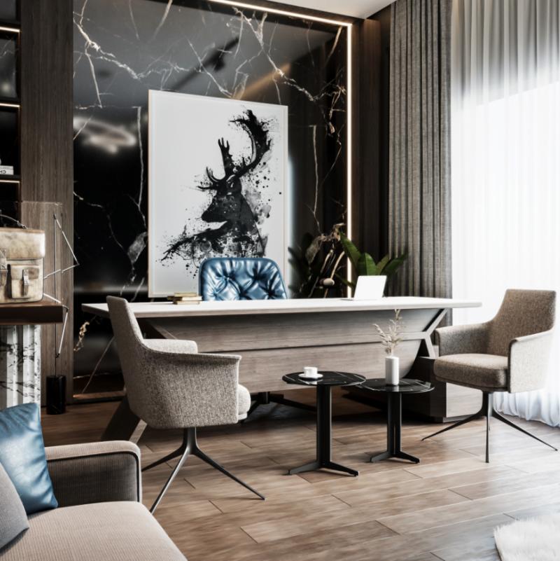 chất liệu nội thất cần sử dụng chất liệu cao cấp và có độ bền cao