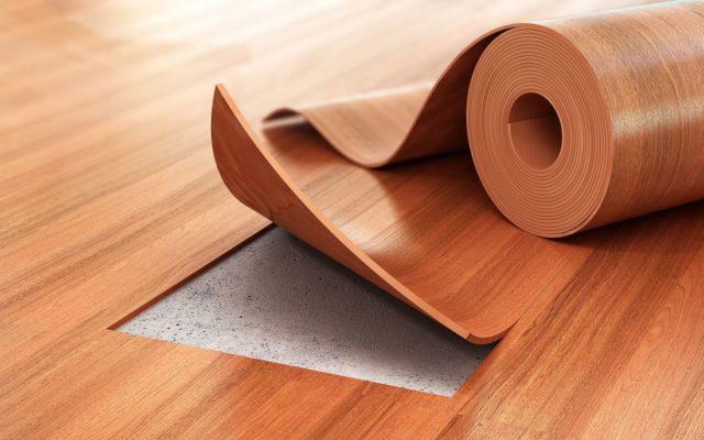 top 8 vật liệu lót sàn phổ biến hiện nay