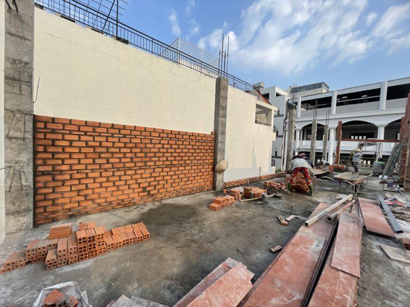 Phương pháp chống thấm tường nhà liền kề