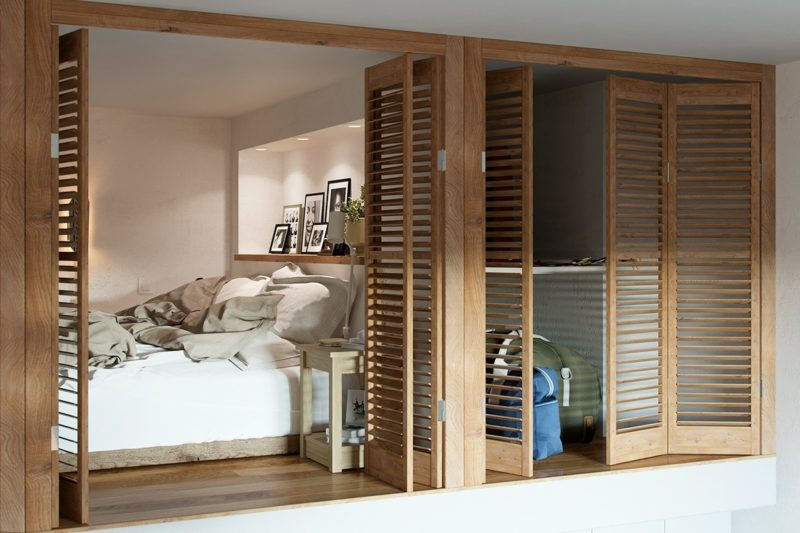 cần thiết kế cửa sổ hoặc hệ thống thông gió cho gác lửng