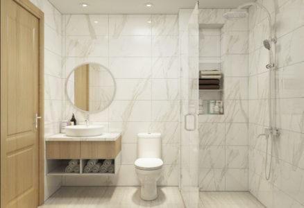 5 xu hướng làm mới phòng tắm hiện đại
